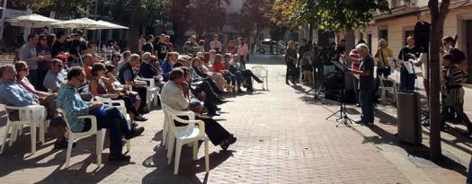 Festa Estellés Gandia 2014.